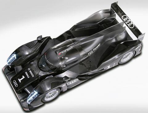Audi-r18-2 in Neuer Audi R18 für die 24 Stunden von Le Mans