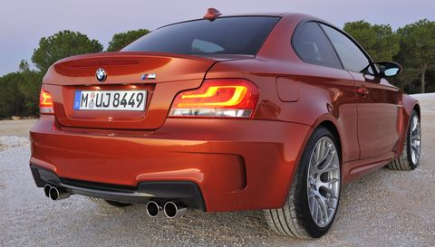 Bmw-1er-m-coupe-4 in BMW 1er M Coupé: Schneller kleiner Renner