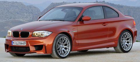 Bmw-1er-m-coupe-5 in BMW 1er M Coupé: Schneller kleiner Renner