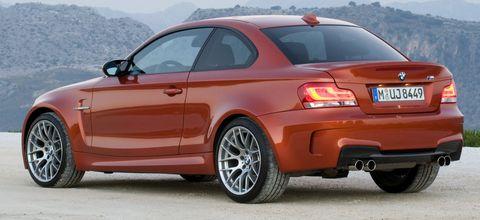 Bmw-1er-m-coupe-6 in BMW 1er M Coupé: Schneller kleiner Renner