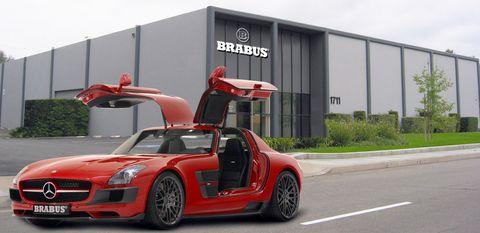 Brabus-usa in Brabus mit neuem Sitz in den USA