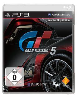 Gran-turismo-5 in Gran Turismo 5: Viele Lexus auf der Strecke