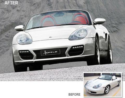 Hofele-porsche-boxster-986-1 in Speed GT: Hofele macht den alten Porsche Boxster (986) fit