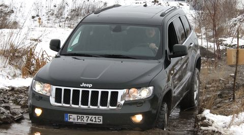 Jeep-grand-cherokee in Video: Jeep Grand Cherokee