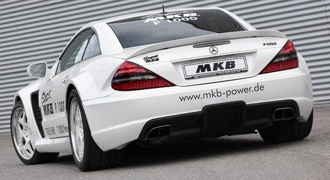 Mkb-p1000-mercedes-amg-sl-65-black-series-2 in Über 350 km/h: Mercedes AMG SL 65 Black Series von MKB