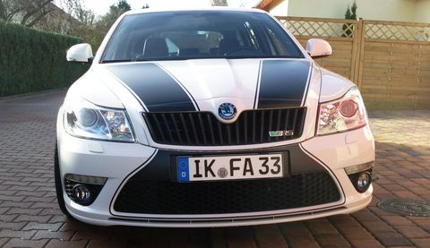 Mte-skoda-octavia-rs-400 in MTE: Skoda Octavia RS 400 mit 451 PS