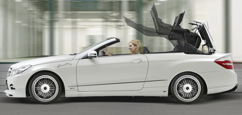 Piecha-design-mercedes-e-klasse-cabrio-2 in Neu verpackt: Mercedes-Benz E-Klasse Cabrio von Piecha Design