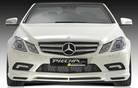 Piecha-design-mercedes-e-klasse-cabrio-3 in Neu verpackt: Mercedes-Benz E-Klasse Cabrio von Piecha Design