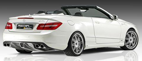 Piecha-design-mercedes-e-klasse-cabrio-4 in Neu verpackt: Mercedes-Benz E-Klasse Cabrio von Piecha Design