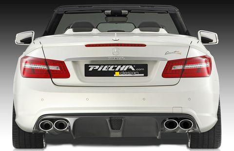 Piecha-design-mercedes-e-klasse-cabrio-5 in Neu verpackt: Mercedes-Benz E-Klasse Cabrio von Piecha Design