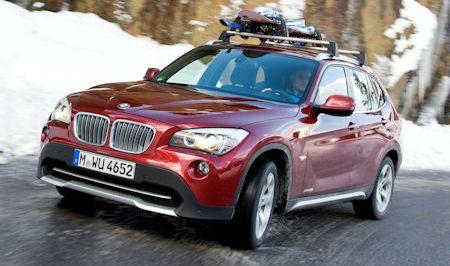 BMW-X1-xDrive28i-2 in BMW X1 xDrive28i: Topmodell mit erstem Vierzylinder-Turbo von BMW