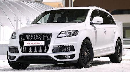 MR-Car-Design-Audi-Q7-2 in Audi Q7 von MR Car Design: Wie ein Dickschiff auf Wolke Sieben