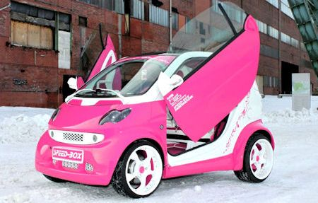 Speed-Box-Smart-Fortwo-Pink-2 in Speed-Box Smart Fortwo: Think Pink!