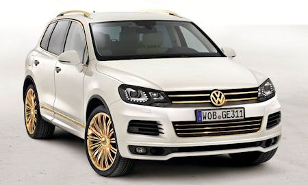 VW-Touareg-Gold-Edition-2 in VW Touareg Gold Edition: Ein echter Gold-Junge