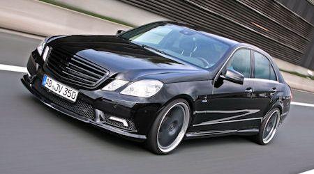Vaeth Mercedes E 350 CDI 2 in Väth Mercedes E 350 CDI: Mit geschärfter Eleganz zum Business