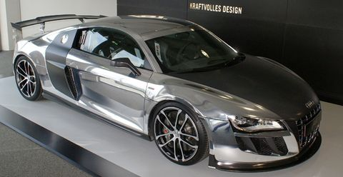 Abt-r8-gtr in Preview: Abt auf dem Genfer Autosalon