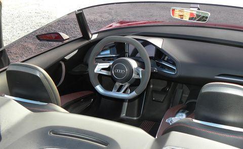 Audi-e-tron-spyder-5 in Plug-in-Hybrid: Audi e-Tron Spyder