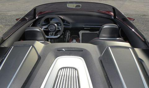 Audi-e-tron-spyder-6 in Plug-in-Hybrid: Audi e-Tron Spyder