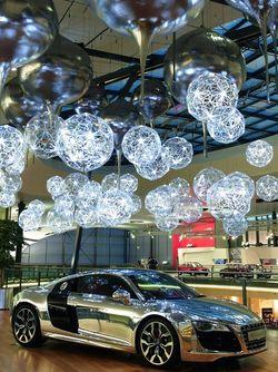 Audi-foum-neckarsulm in Neckarsulm: Audi Forum neu eröffnet