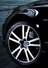 Azev-typ-p in Felgen: Neuer Mercedes CLS mit Azev Typ P