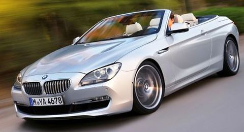 Bmw-6er-cabriolet in Video: BMW 6er Cabrio