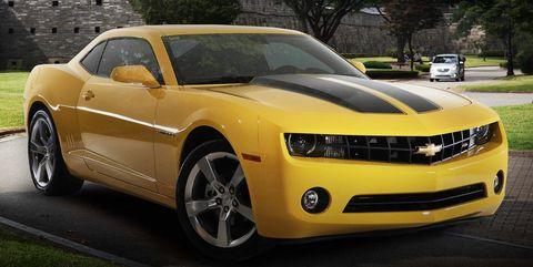 Chevrolet-camaro in Markteintritt: Chevrolet geht nach Südkorea