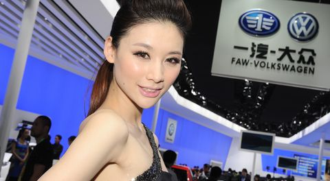 China-boom in 1,8 Millionen Zulassungen pro Monat in China