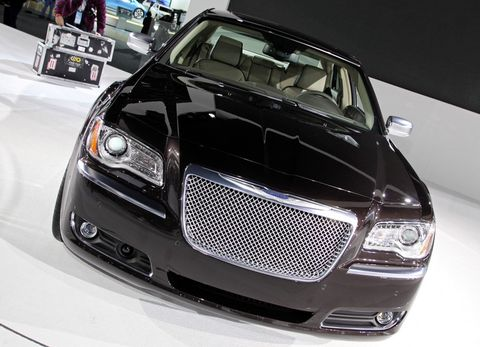 Chrysler-300-c-2 in Lancia oder Chrysler? Neuer 300 C