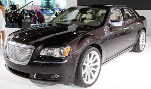 Chrysler-300-c-3 in Lancia oder Chrysler? Neuer 300 C