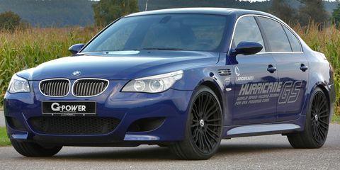 G-power-hurricane-gs-bmw-m5-1 in BMW M5: G-Power Hurricane GS ist schnellster Flüssiggas-Renner der Welt