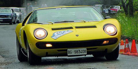 Lamborghini-miura-1972 in