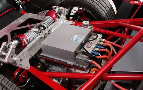 Li-on-inizio-5 in Li-ion Inizio: Schnellstes vollelektrisches Supercar der Welt