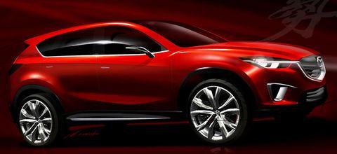 Mazda-minagi-1 in Mazda Minagi: Weltpremiere des Concept Cars