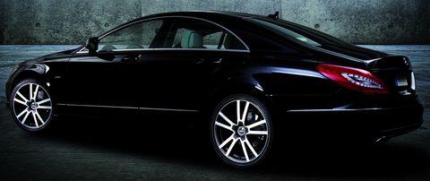 Mercedes-cls-azev in Felgen: Neuer Mercedes CLS mit Azev Typ P