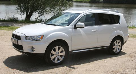 Mitsubishi-outlander-2011 in Video: Mitsubishi Outlander