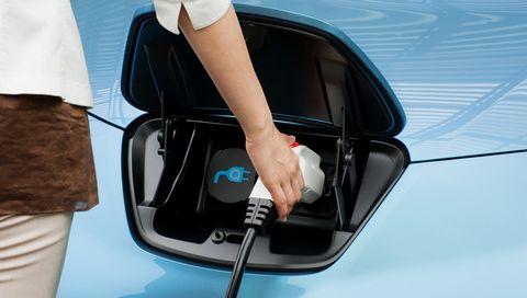 Nissan-leaf-2 in Der Nissan Leaf ist Auto des Jahrs 2011