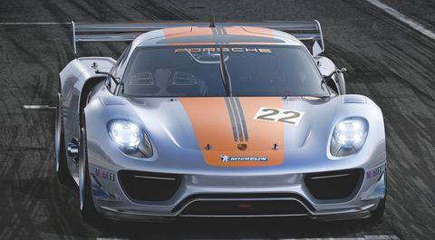 Porsche-918-rsr-5 in Porsche 918 RSR Hybrid: Weltpremiere des V8 mit Elektromotoren