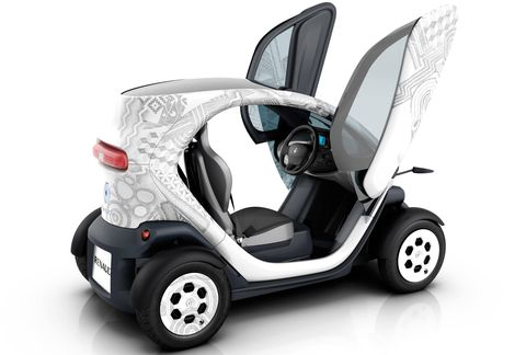 iphone elektroauto renault twizy kommt mit iad prestige cars magazin automobile luxus. Black Bedroom Furniture Sets. Home Design Ideas
