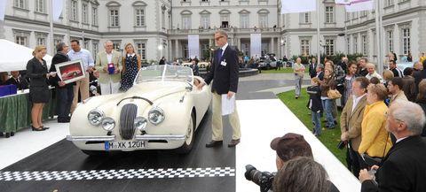 Schloss-bensberg-classics in Schloss Bensberg Classics ist Louis Vuitton Classic Concours Award