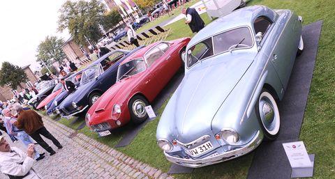 Schloss-bensberg-classics1 in Schloss Bensberg Classics ist Louis Vuitton Classic Concours Award