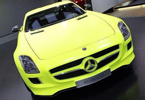 Sls-amg-ecell-detroit-2 in Mercedes-Benz SLS AMG E-Cell kann ab 2013 bestellt werden