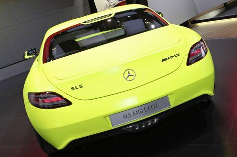 Sls-amg-ecell-detroit-4 in Mercedes-Benz SLS AMG E-Cell kann ab 2013 bestellt werden