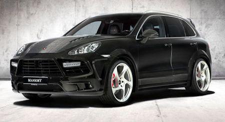Mansory-Porsche-Cayenne-2 in Mansory Porsche Cayenne II: Massive Ausdrucksstärke mit Power