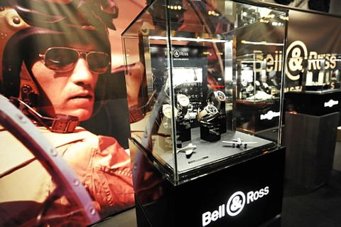 Bell-ross in Bell & Ross: Palme d'Or beim International Automobile Festival