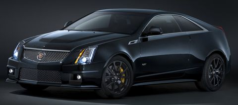 Cadillac-cts-v-black-diamond-edition-1 in Black Diamond Edition vom Cadillac CTS-V