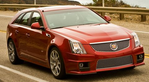 Cadillac-cts-v-sport-wagon in
