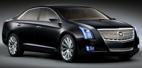 Cadillac-xts-paltinum-concept-car in Cadillac: CTS-V Sport Wagon und XTS Platinum Concept Car
