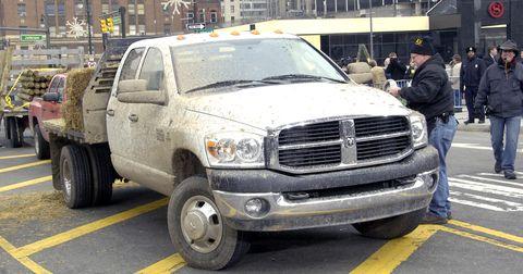 Dodge-ram in