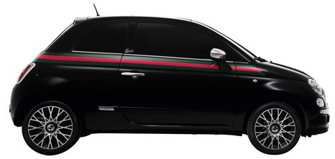 Fiat-500-by-gucci-2 in Gucci: Kreativdirektorin stylt Fiat 500