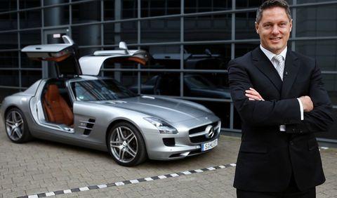 Gorden-wagener in 125 Jahre Automobil: 30 Filme von Mercedes